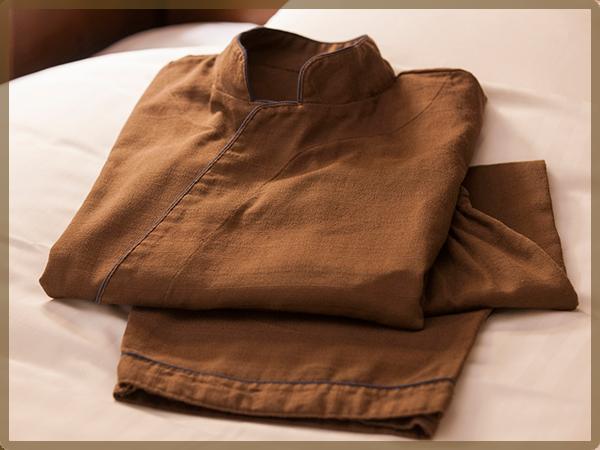 作務衣(Mサイズ、フリーサイズ)